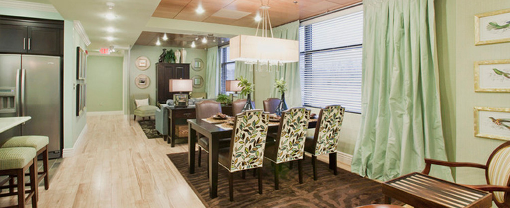 Dining Room | Ronald McDonald Family Room in Fort Smith