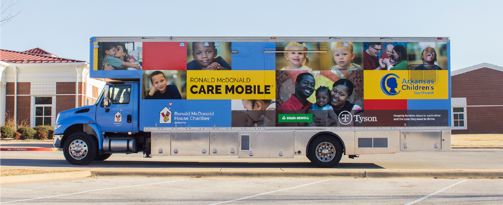 Care Mobile | Tyson Headquarters